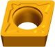 cemented carbide indexable inserts CCMT-HKM