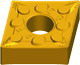 cemented carbide indexable inserts CNMG-ZPF