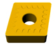 tungsten carbide indexable inserts CNMM-ZR